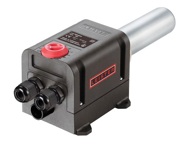 LHS PREMIUM: Мощность нагрева плавно регулируется потенциометром.  Защита от перегрева нагревательного элемента.